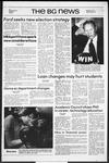 The BG News May 6, 1976