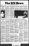 The BG News October 1, 1976