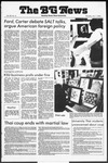 The BG News October 7, 1976