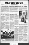 The BG News October 12, 1976