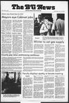 The BG News November 10, 1976