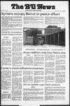 The BG News November 11, 1976
