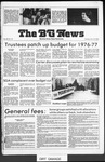 The BG News November 16, 1976
