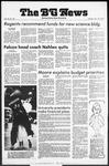The BG News November 23, 1976