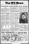 The BG News December 3, 1976