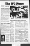 The BG News January 5, 1977
