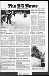The BG News January 11, 1977