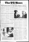 The BG News January 13, 1977