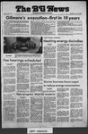 The BG News January 18, 1977