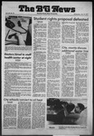 The BG News January 19, 1977