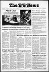 The BG News February 22, 1977