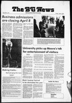 The BG News April 1, 1977