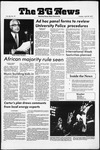 The BG News April 26, 1977
