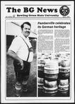 The BG News July 6, 1977
