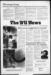 The BG News October 28, 1977