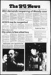 The BG News November 1, 1977