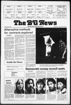 The BG News November 9, 1977