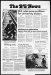 The BG News November 22, 1977