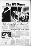 The BG News November 29, 1977