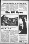 The BG News May 5, 1978