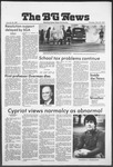 The BG News May 25, 1978