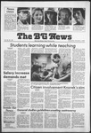 The BG News November 1, 1978