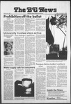 The BG News November 3, 1978