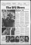 The BG News November 8, 1978