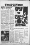 The BG News November 17, 1978
