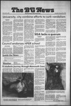 The BG News January 25, 1979