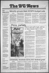 The BG News April 6, 1979