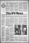 The BG News April 18, 1979
