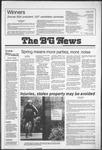 The BG News April 24, 1979
