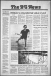 The BG News April 25, 1979