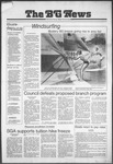 The BG News May 17, 1979