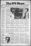 The BG News May 25, 1979