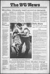 The BG News May 31, 1979