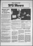The Summer BG News July 5, 1979