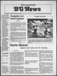 The Summer BG News August 2, 1979
