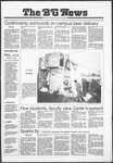 The BG News October 3, 1979