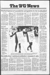 The BG News October 18, 1979