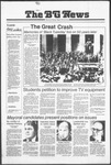 The BG News October 30, 1979