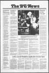 The BG News October 31, 1979