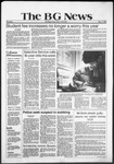 The BG News January 8, 1980