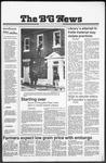 The BG News January 9, 1980