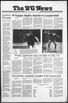 The BG News January 16, 1980