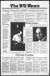 The BG News January 17, 1980