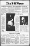 The BG News January 17, 1980