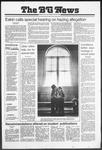 The BG News January 23, 1980