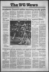 The BG News February 7, 1980